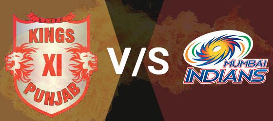 KXIP Vs MI (20 April, 2017) – Today IPL Match Prediction