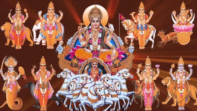 Navagraha & Their Vedic, Tantrik & Beej Mantras