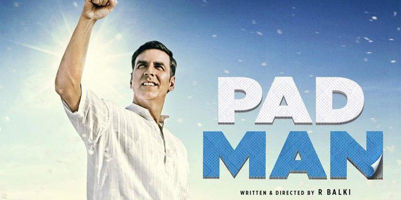 A scene from Akshay Kumar's Pad Man