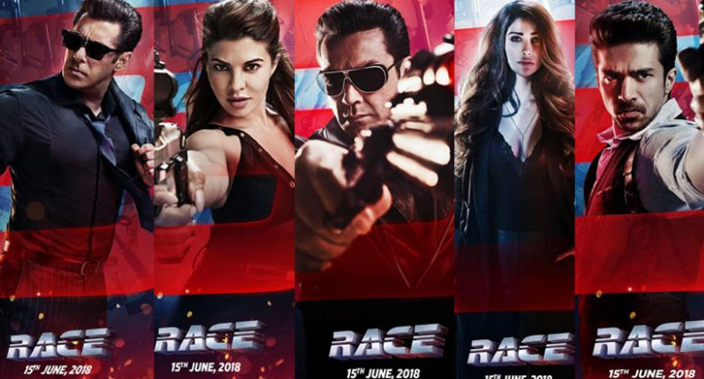 Let's see what stars say about Race 3