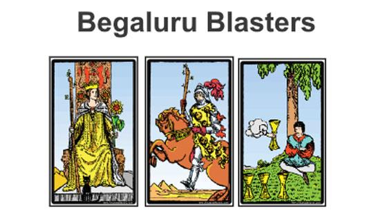 begaluru blasters
