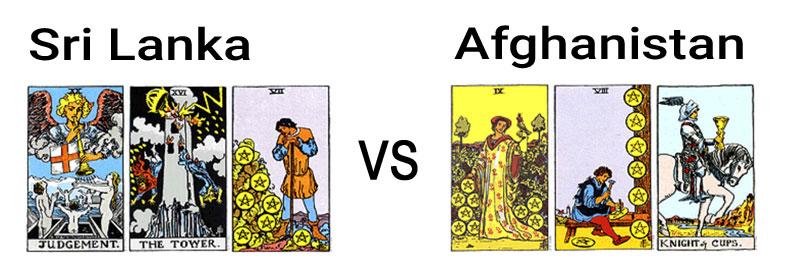 Sri Lanka Vs Afghanistan