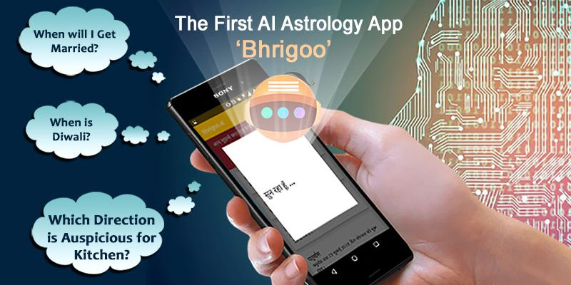 """AstroSage recently launched the first AI Astrology app """"Bhrigoo"""""""