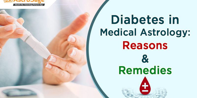 Diabetes Due To Planetary Yogas in Your Kundli? Discover Now!