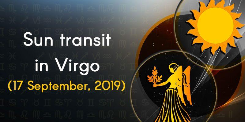 sun transit virgo horoscope