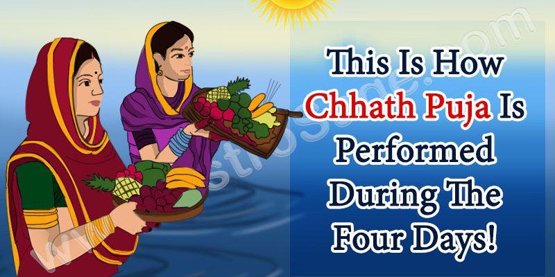 chhat puja rituals