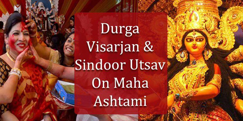 Durga Visarjan & Sindoor Utsav