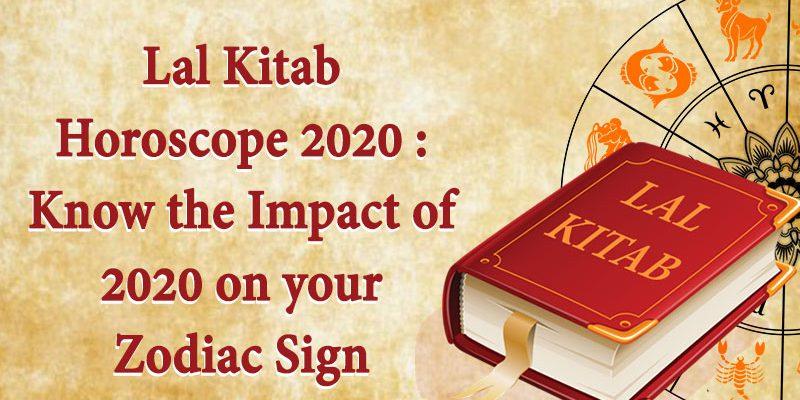 Lal Kitab Horoscope 2020