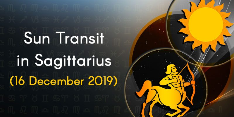 sun transit sagittarius