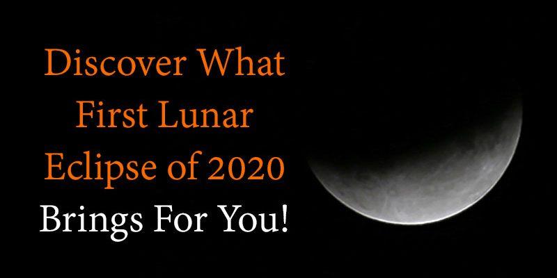 Lunar Eclipse of 2020