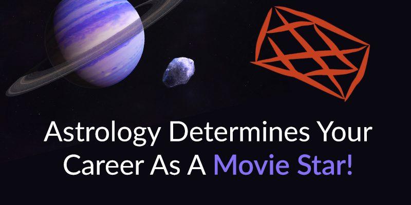career as a movie star