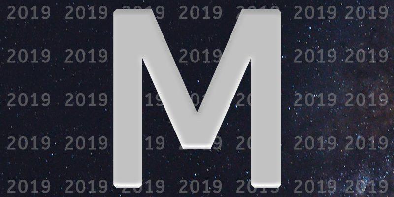M नाम वालों के लिए राशिफल 2019