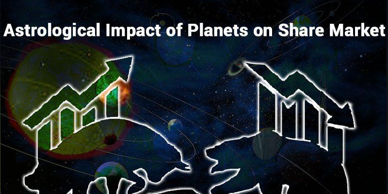 Astrological Impact of Planets on Share Market