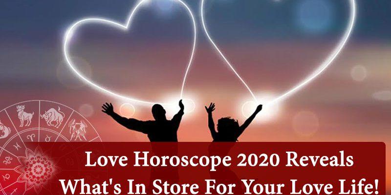 love horoscope 2020