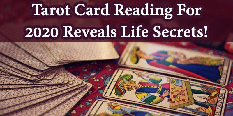 Tarot Card 2020 Predictions