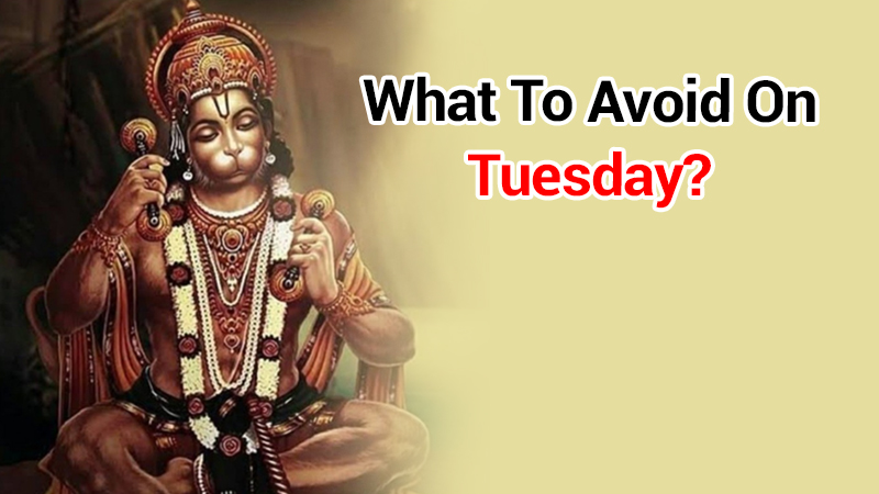 Avoid Doing These Tasks on Tuesday